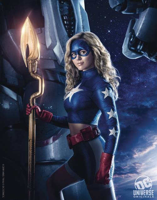 Stargirl By Geoff Johns TPB