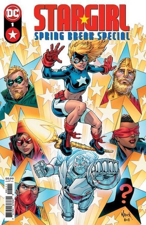 Dc comics stargirl spring break special 1 one shot 20210224