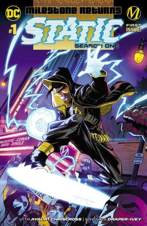 Dc comics static season one 20210511