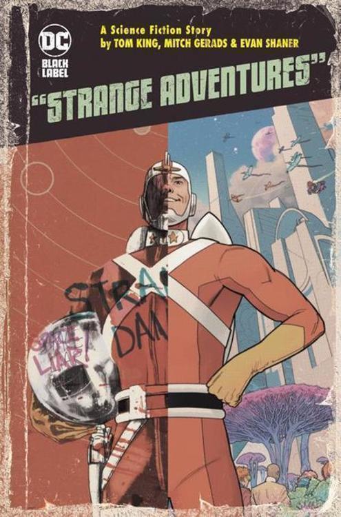 Dc comics strange adventures hardcover mature 20210829