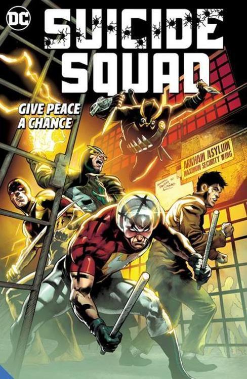 Dc comics suicide squad 2021 tpb volume 01 give peace a chance 20210728