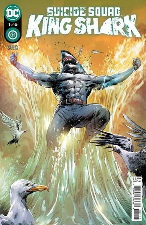 Dc comics suicide squad king shark 20210630