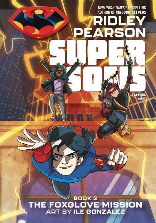 Super Sons Book 02 The Foxglove Mission TPB DC Zoom