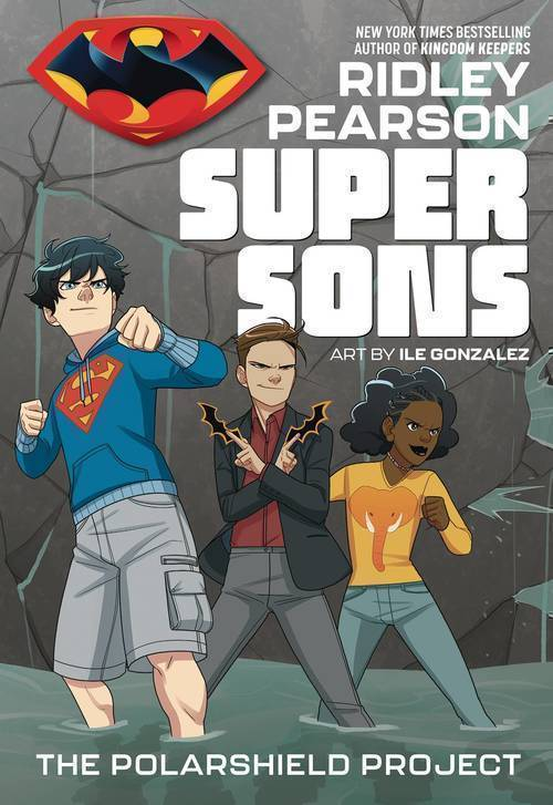 Dc comics super sons the polarshield project tpb 20181130