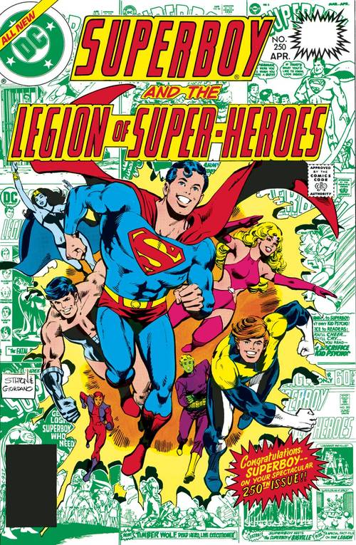 Dc comics superboy and the legion of superheroes hardcover vol 02 20180203
