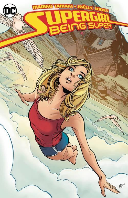 Dc comics supergirl being super tpb 20180203