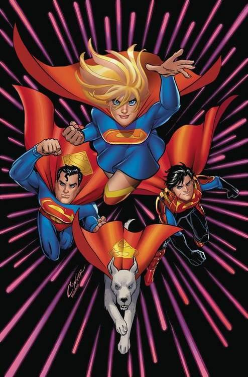 Dc comics supergirl cover b 20190424 docking bay 94