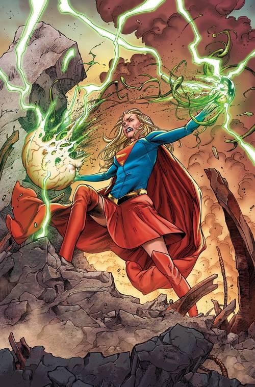Dc comics supergirl tp vol 03 girl of no tomorrow rebirth 20180103