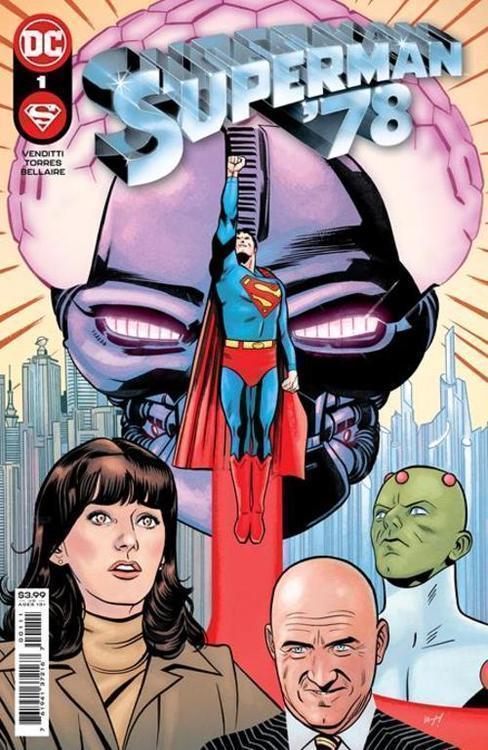 Dc comics superman 78 20210528