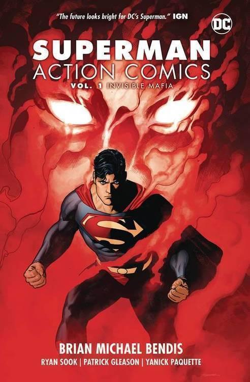 Superman Action Comics TPB Invisible Mafia Volume 1