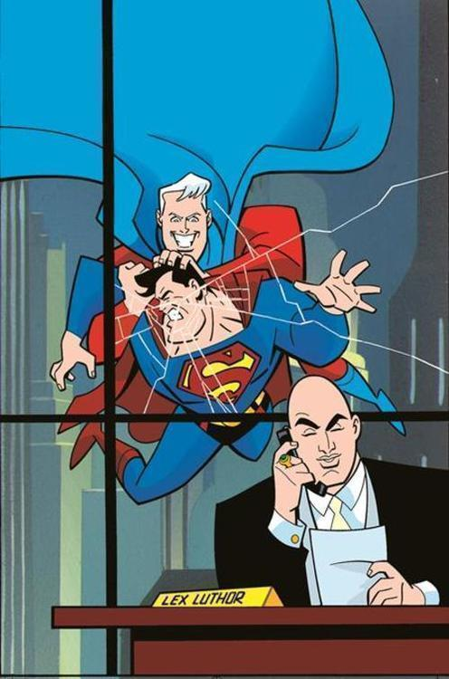Dc comics superman adventures lex luthor man of metropolis tpb 20201125