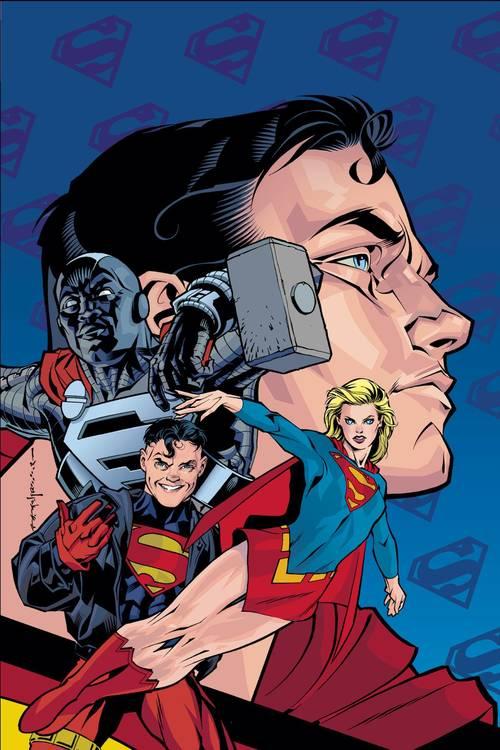 Dc comics superman by mark millar tpb 20180203