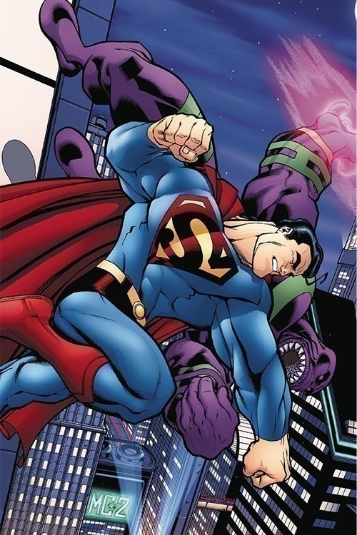 Superman City Of Tomorrow TPB Volume 02