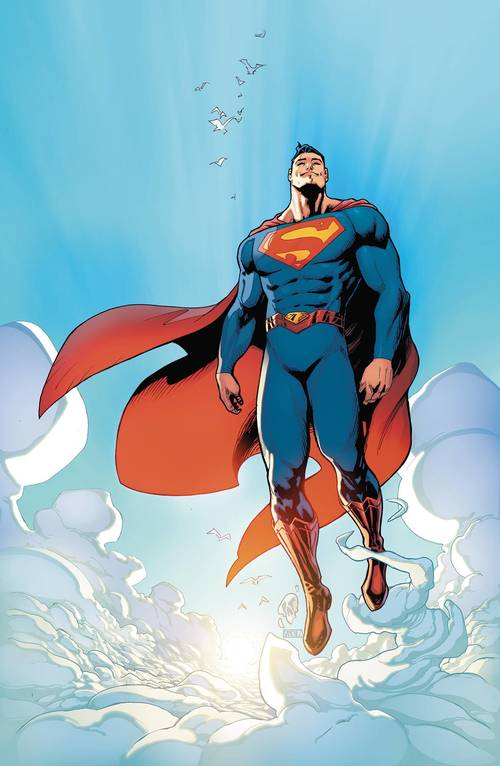 Dc comics superman rebirth deluxe collection hardcover book 02 20180203