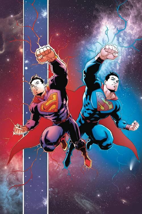 Dc comics superman reborn tpb rebirth 20180203