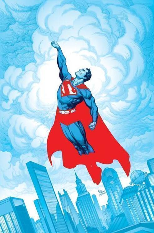 Dc comics superman red blue hardcover 20210829