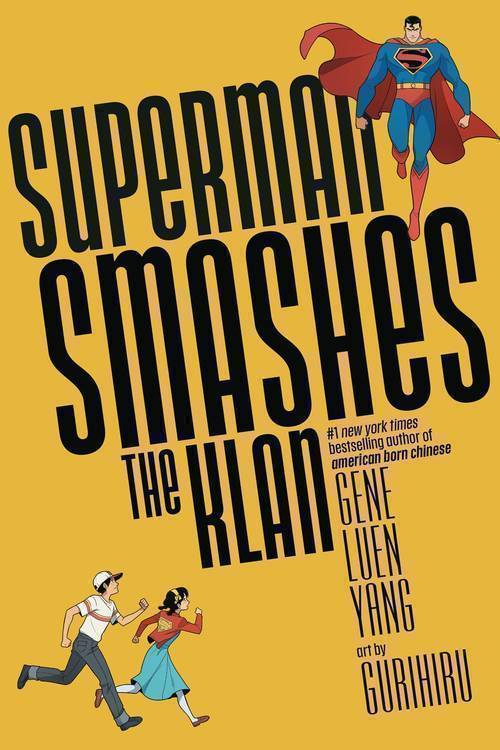 Superman Smashes The Klan TPB