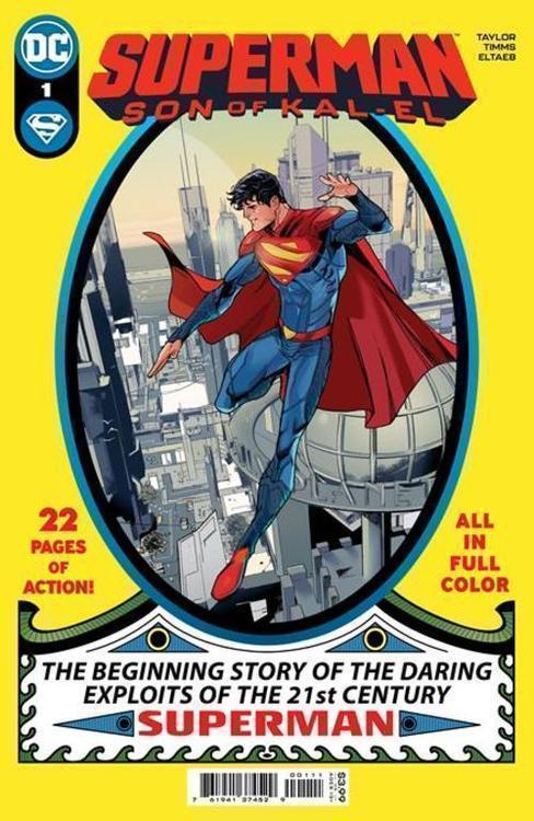 Dc comics superman son of kal el 20210502