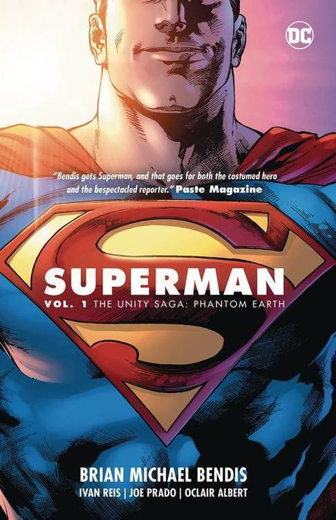 Dc comics superman tpb volume 1 20190626