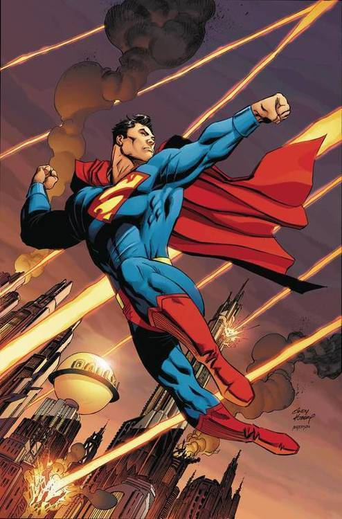 Superman Up In The Sky Hardcover