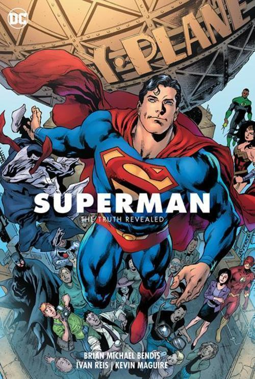 Superman Volume 03 The Truth Revealed TPB