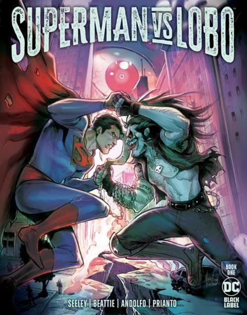 Dc comics superman vs lobo 20210528