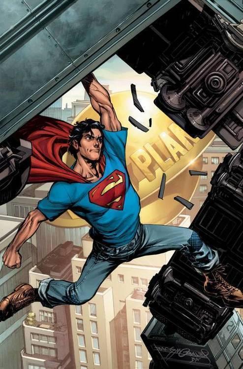 Superman World Against Superman DC Essential Edition TPB