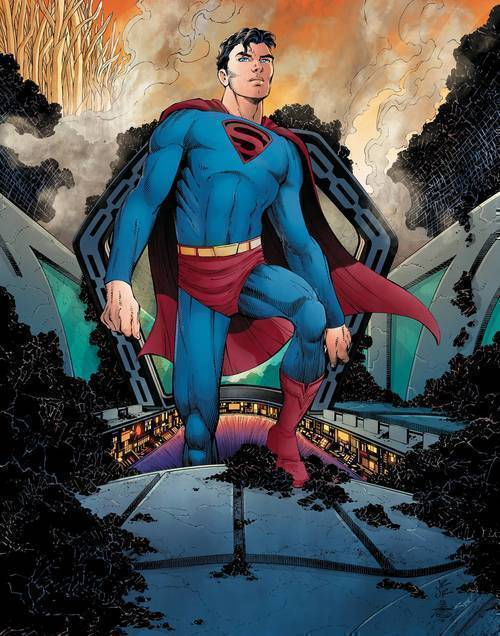 Dc comics superman year one romita cover mature 20190327