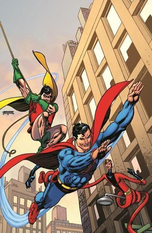 Supermans Greatest Team-Ups Hardcover