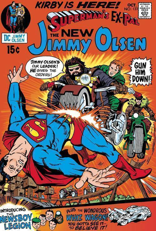 Supermans Pal Jimmy Olsen By Jack Kirby TPB
