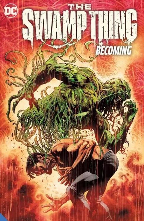 Dc comics swamp thing 2021 tpb volume 01 becoming 20210728