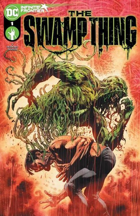 Dc comics swamp thing 20210101