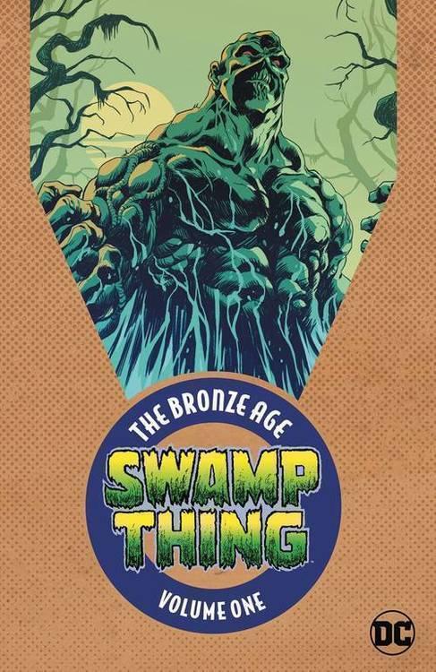 Dc comics swamp thing the bronze age omnibus tpb vol 01 20180701
