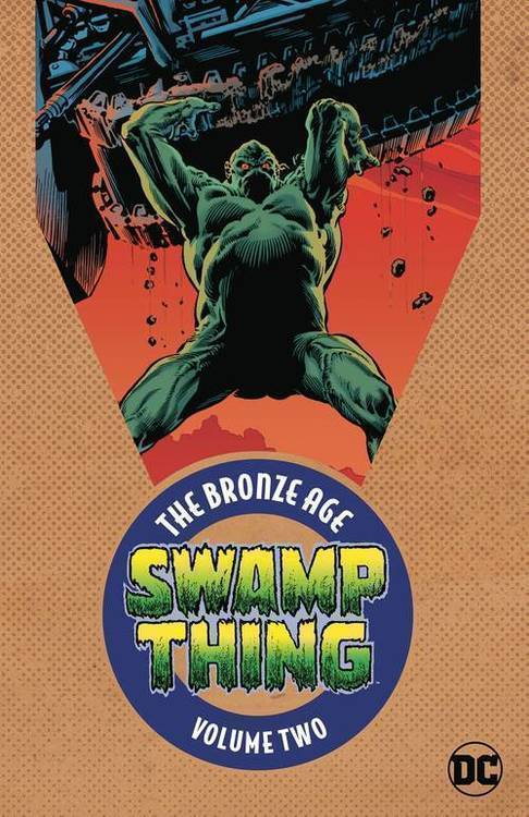 Dc comics swamp thing the bronze age tpb volume 2 20190828