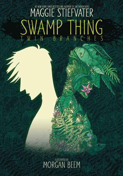 Dc comics swamp thing twin branches tp 20200528