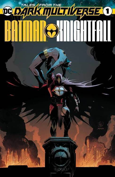 Dc comics tales from the dark multiverse batman knightfall 20190730
