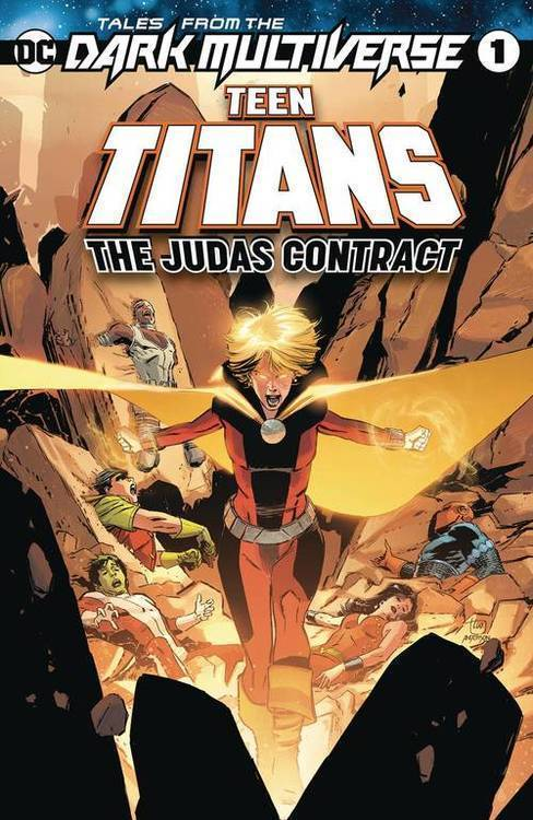 Dc comics tales from the dark multiverse the judas contract 1 20190926