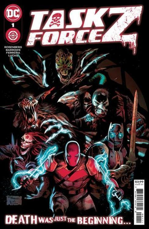 Dc comics task force z 20210728