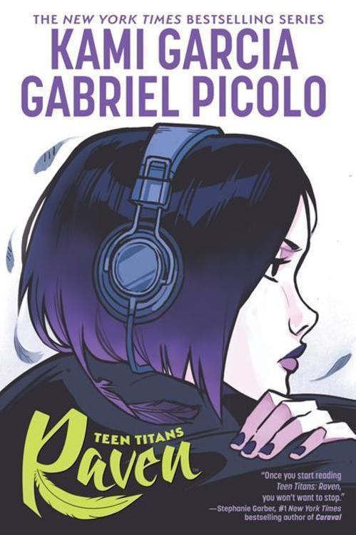 Dc comics teen titans raven hardcover 20210101