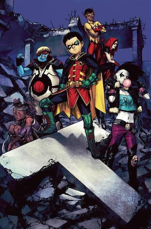 Teen Titans TPB Volume 01 Full Throttle