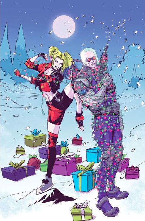 Dc comics tis the season to be freezin 1 one shot 20210829