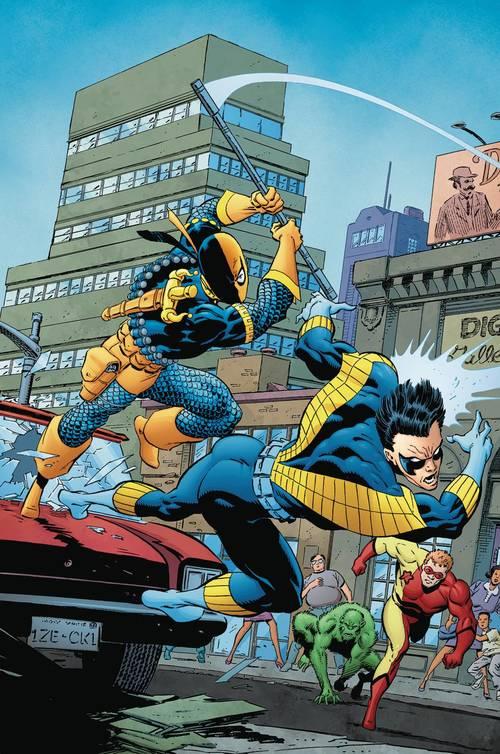Dc comics titans total chaos tpb 20180203