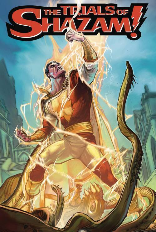 Dc comics trials of shazam the complete series tpb 20190327