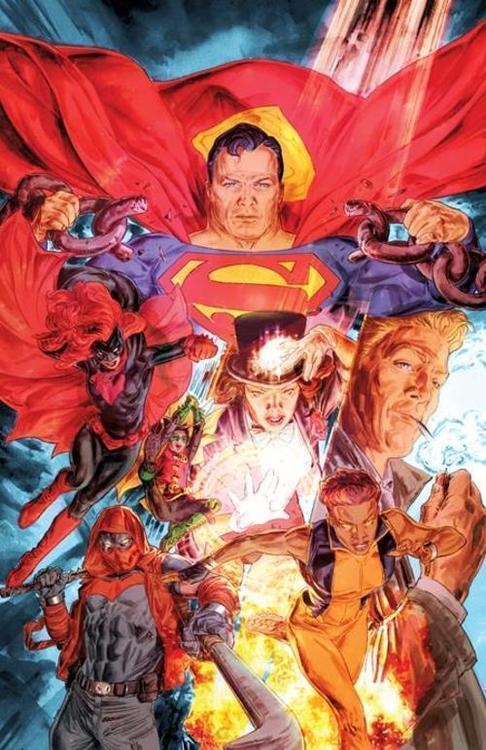 Dc comics truth justice tpb 20210728