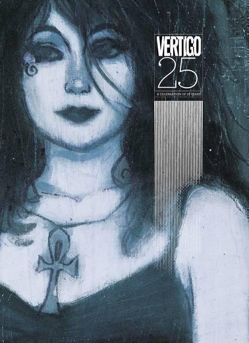 Dc comics vertigo a celebration of 25 years hardcover 20180801