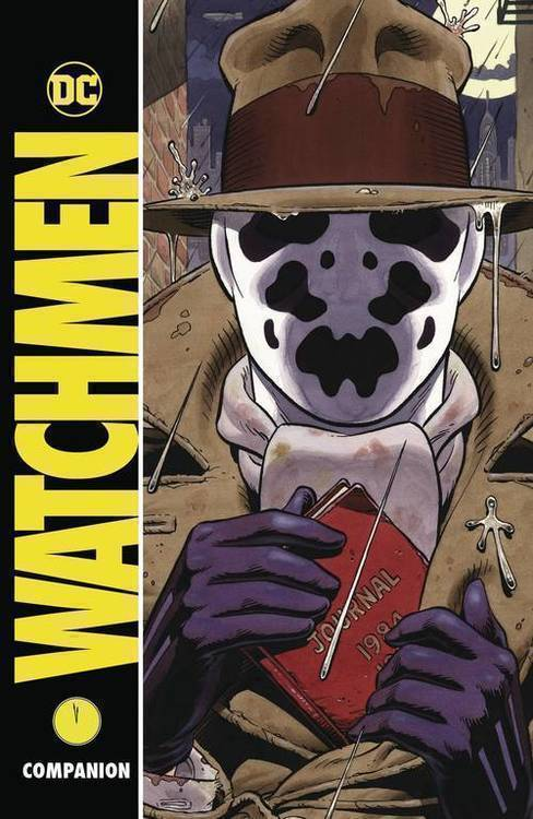 Watchmen Companion Hardcover