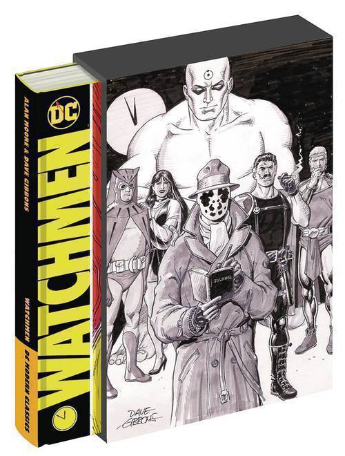 Dc comics watchmen dc modern classics hardcover 20180801