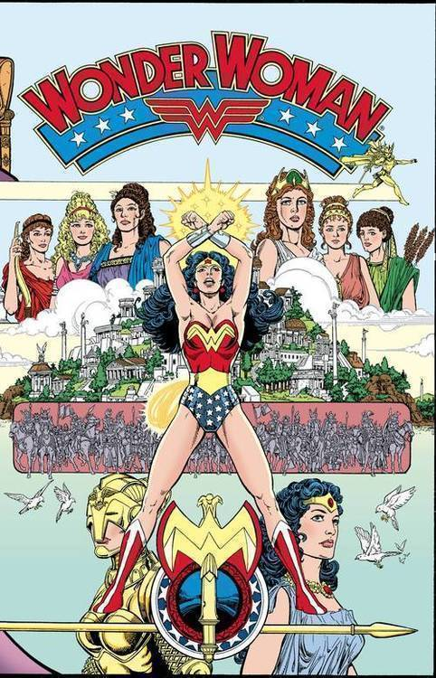 Dc comics wonder woman 1 facsimile edition 1987 20200225