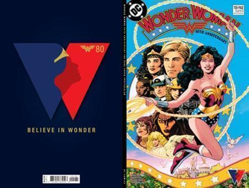 Wonder Woman 80th Anniversary 100-page Super Spectacular #1 (One Shot) Cvr H Travis Moore Bronze Age Variant