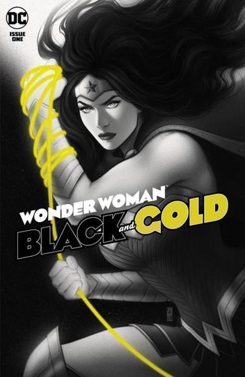 Wonder Woman Black & Gold